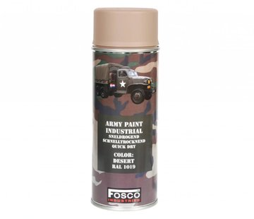 Fosco Spray Paint Desert 400ml