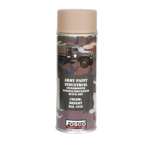 Fosco Spray Paint Desert 400ml - Copy