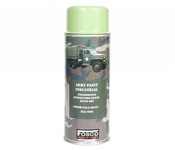 Fosco Spuitbus Pale Green 400ml