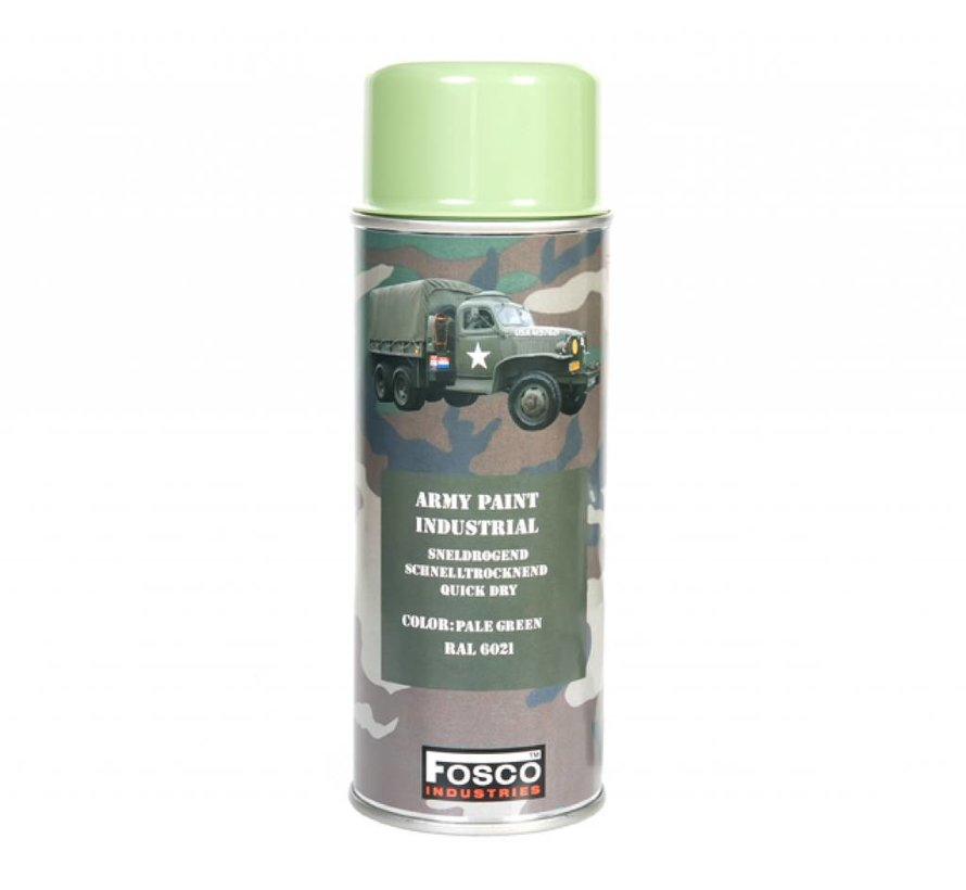Spray Paint Pale Green 400ml