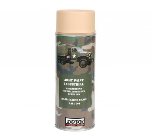 Fosco Spray Paint Marsh Grass 400ml