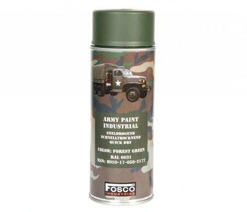 Fosco Spray Paint Forest Green 400ml