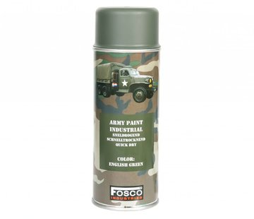 Fosco Spray Paint English Green 400ml