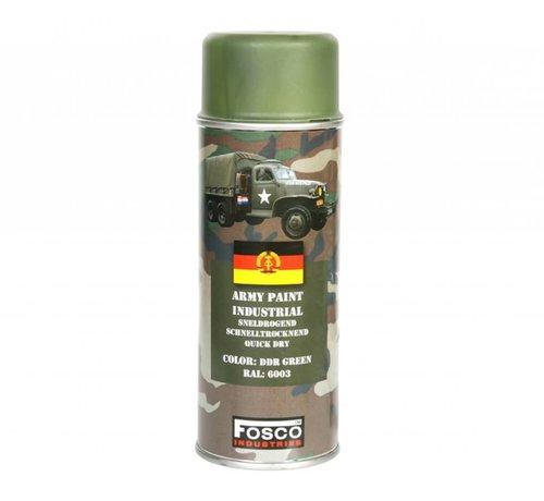 Fosco Spray Paint DDR Green 400ml