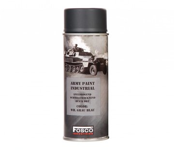Fosco Spray Paint WH. Grau Blau 400ml