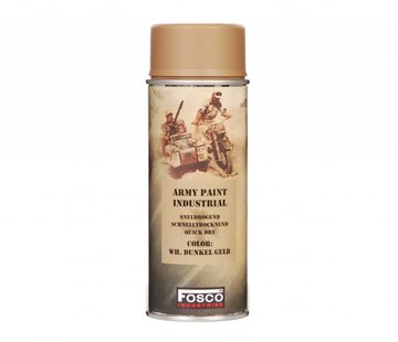 Fosco Spray Paint WH. Dunkel Gelb 400ml