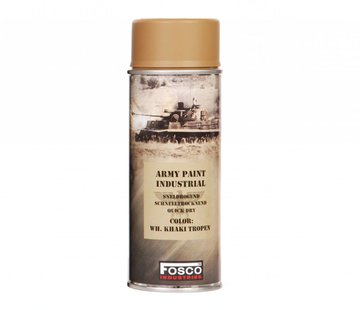 Fosco Spray Paint WH. Khaki Tropen 400ml