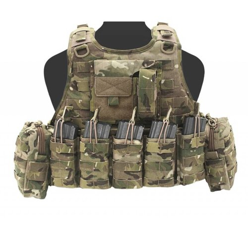 Warrior RICAS Compact DA 5.56mm (Multicam)