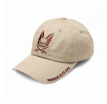 Warrior Logo Cap (Coyote Tan Embroidery)