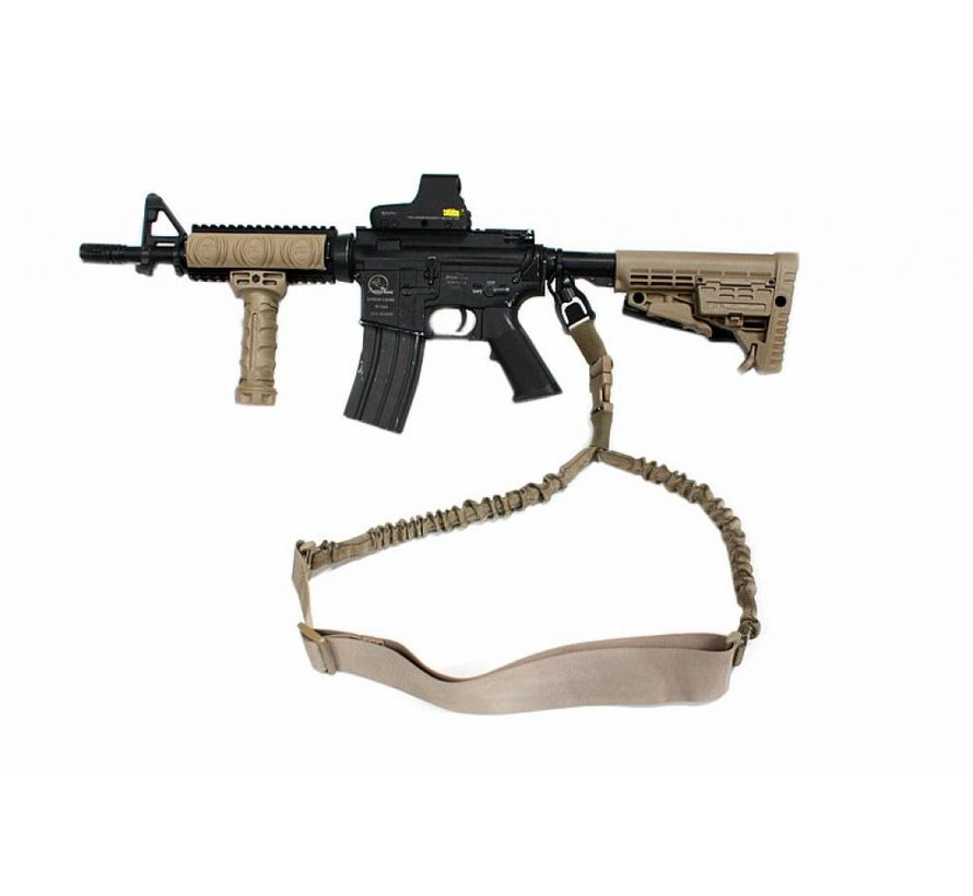Single Point Bungee Sling (Coyote Tan)