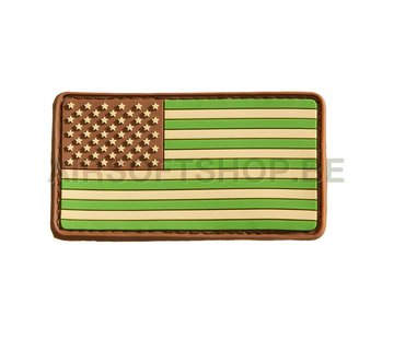 JTG US Flag PVC Patch (Multicam)