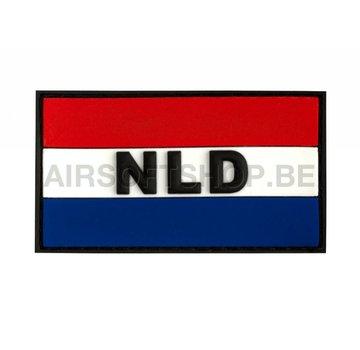 JTG Nederland PVC Patch (Color)