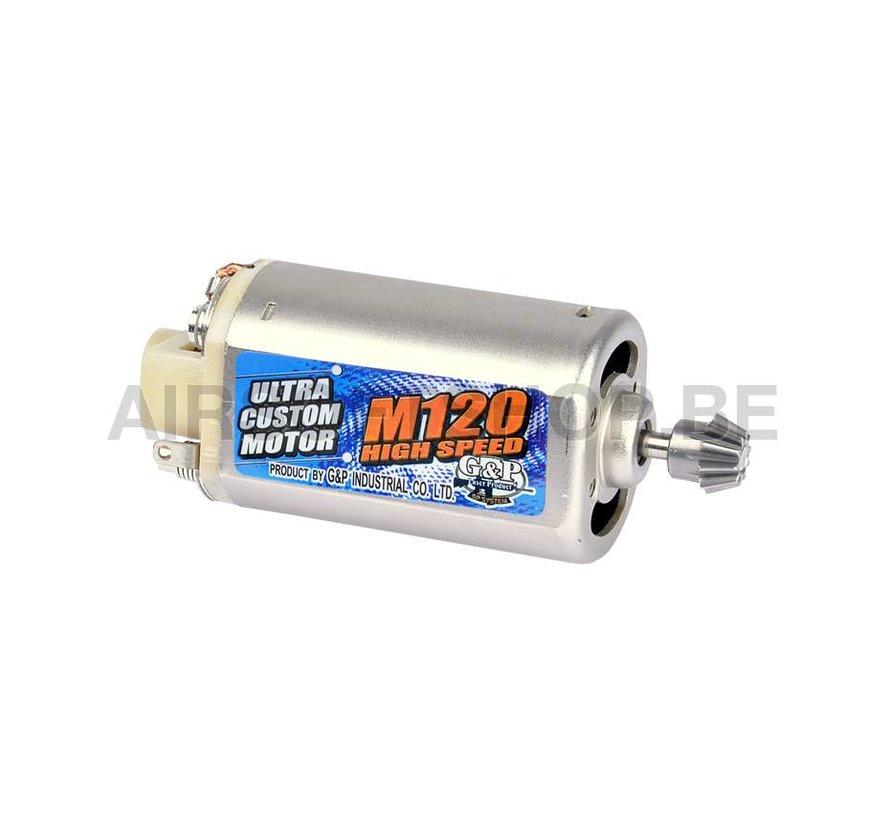 M120 High Speed Motor (Short)