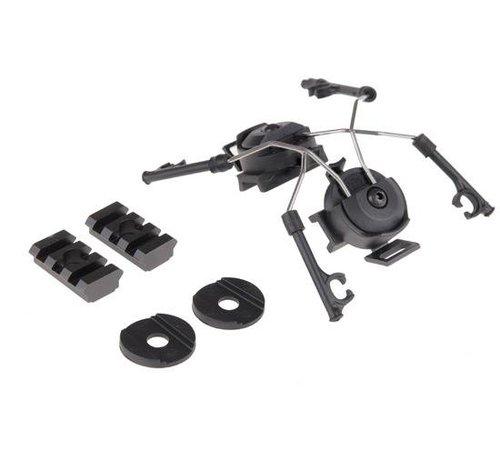 Z-Tactical Comtac Helmet Rail Adapter (Black)
