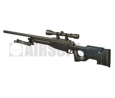 WELL L96 Sniper Set (Black)