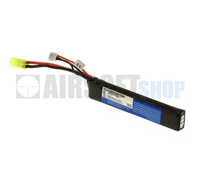 Pirate Arms LiPo 7.4V 1100mAh 15C Stick Type
