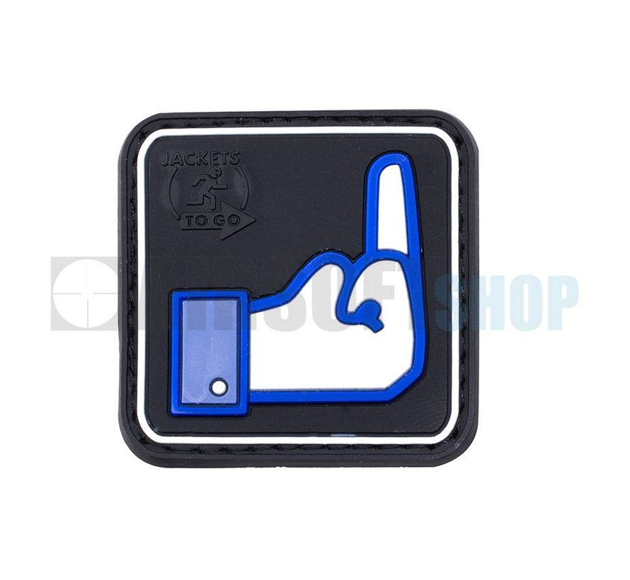 Facebook Dislike PVC Patch