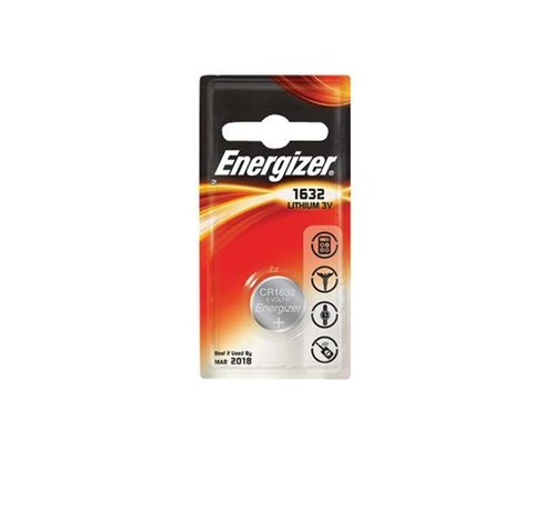 Energizer CR1632 Lithium 3V Batterij
