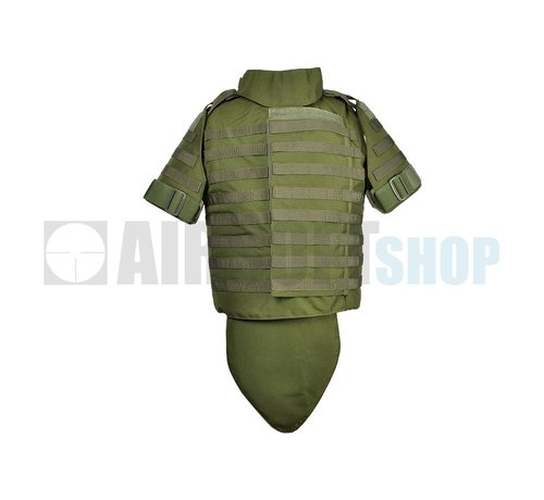 Invader Gear Interceptor Body Armor (Olive Drab)