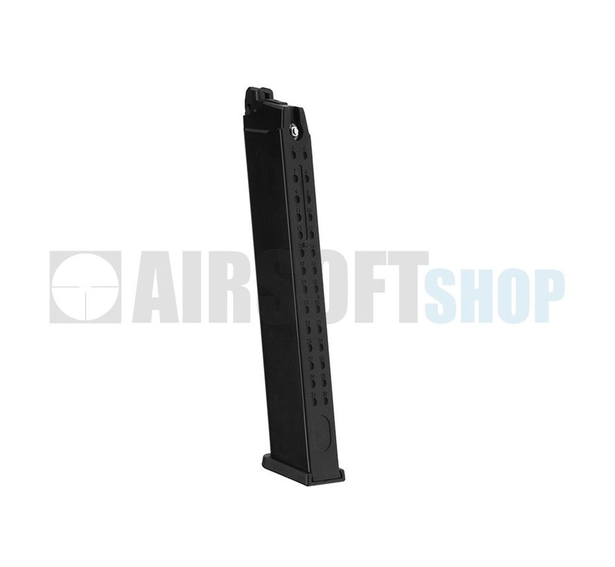 WE17/WE18C Extended GBB Mag