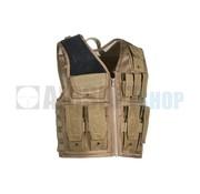 Invader Gear Mission Vest (Coyote Brown)