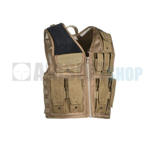 Invader Gear Mission Vest (Coyote Brown)