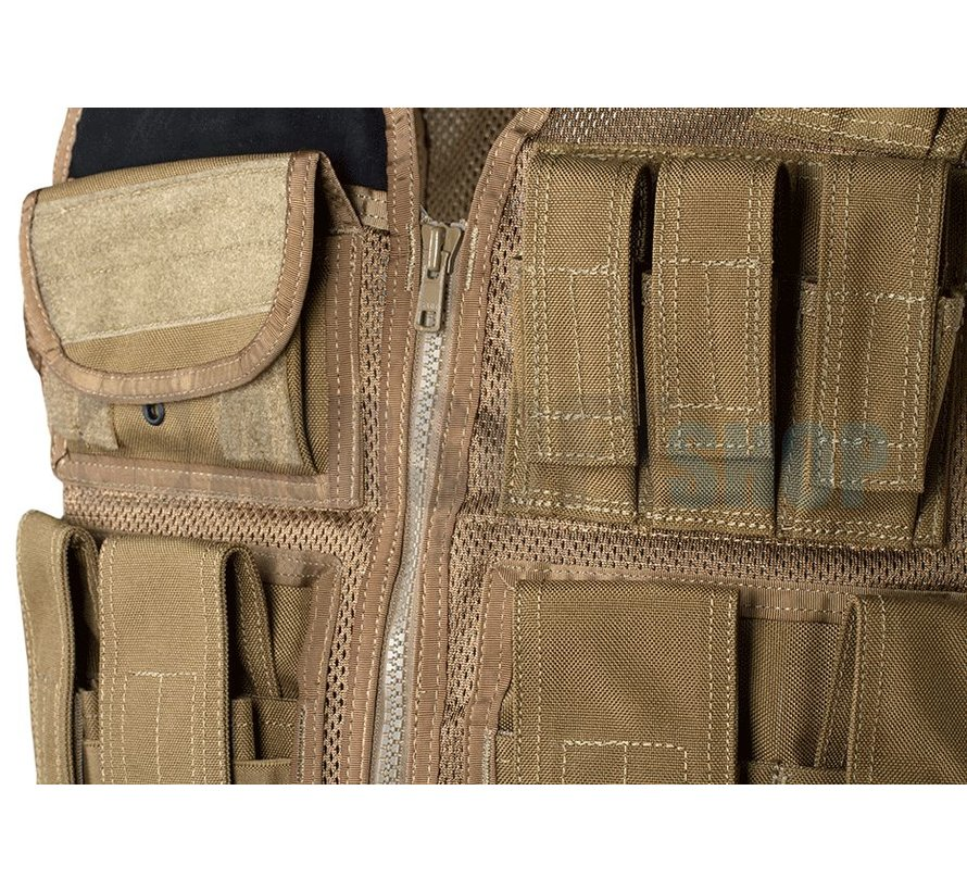 Mission Vest (Coyote Brown)