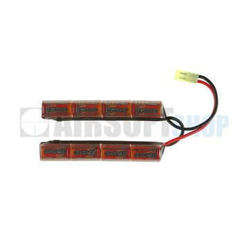 VB Power 9.6V 1600mAh Nunchuck Type