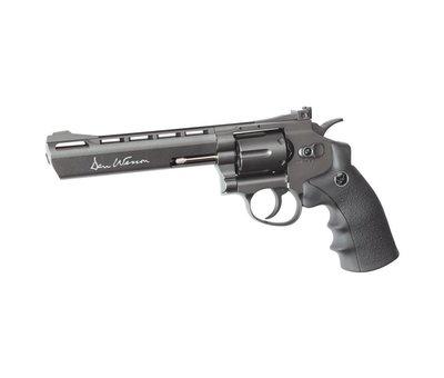 "ASG Dan Wesson 6"" Revolver Gray (2.7 Joule)"