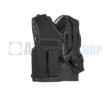 Invader Gear MK II Crossdraw Vest (Black)