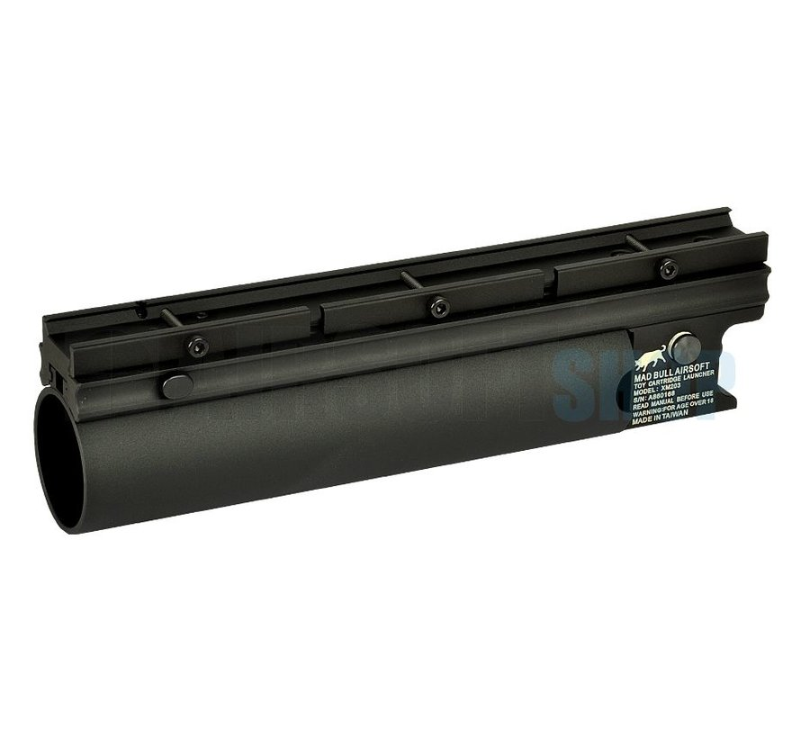 XM-203 Long Grenade Launcher (Black)