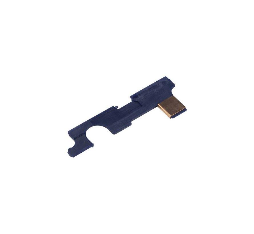Anti-Heat Selector Plate M4/M16