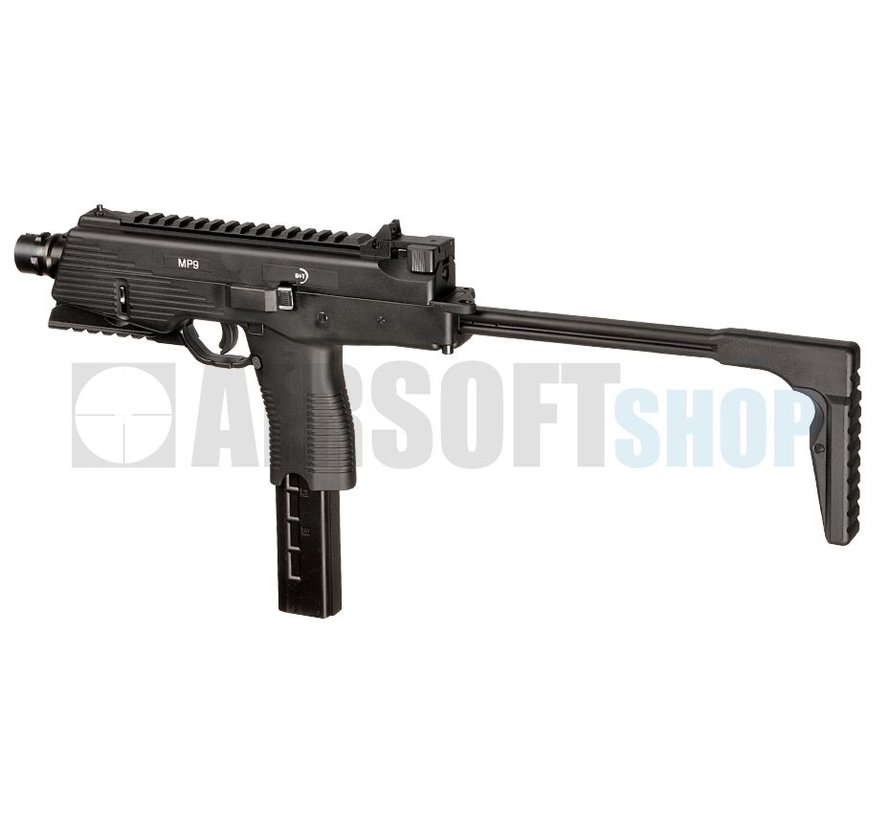 MP9 A3 GBB (Black)