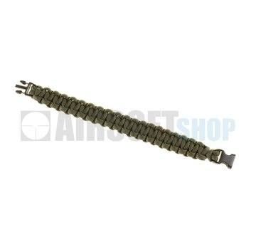 Invader Gear Paracord Bracelet Compact (Olive Drab)