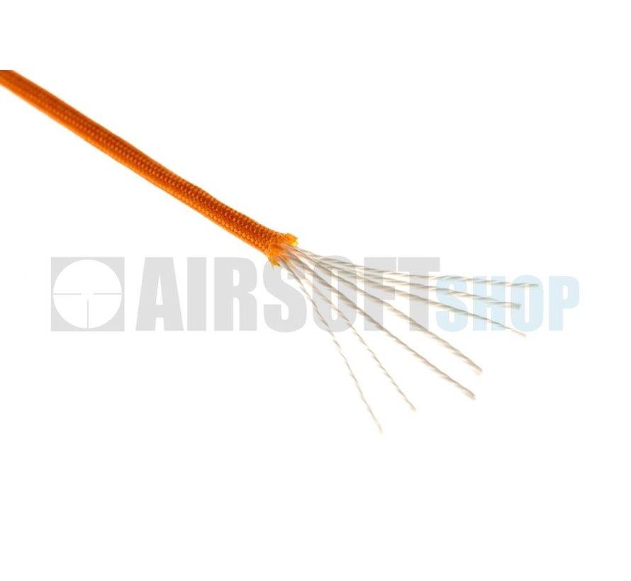 Paracord 550lb (Orange Yellow)