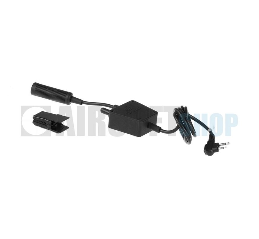 E-Switch Tactical PTT Motorola 2-way