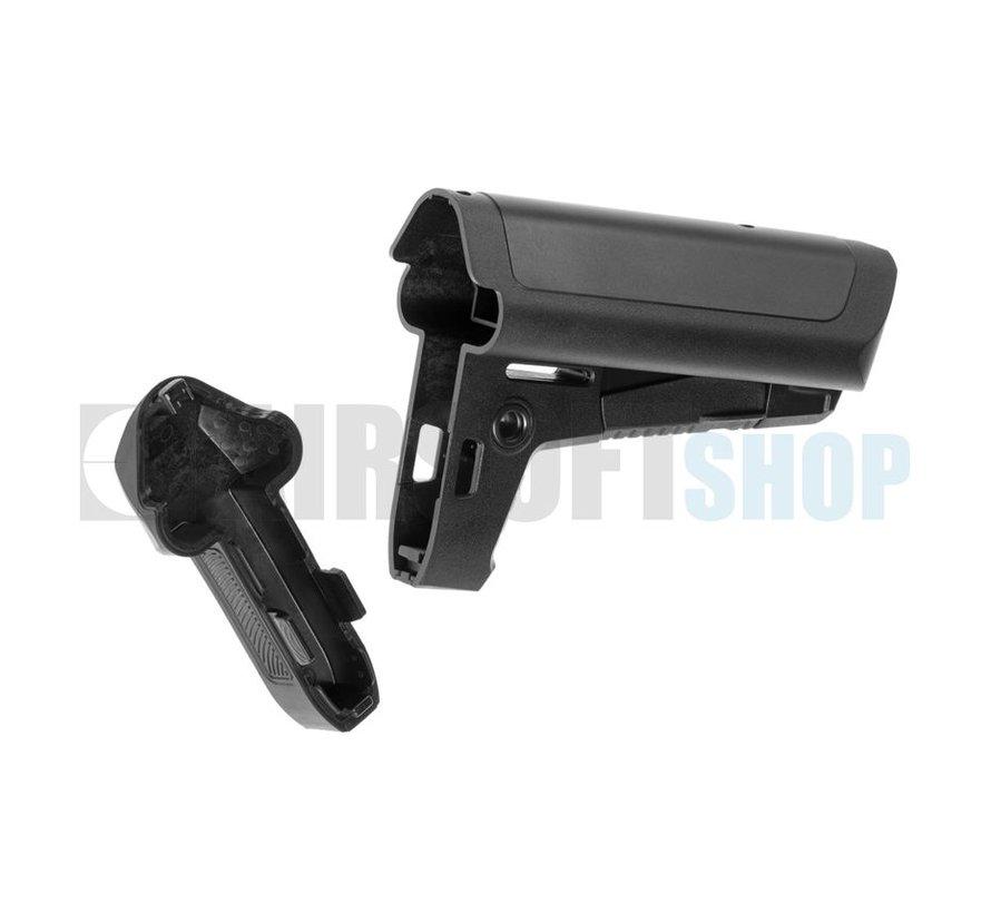 Adjustable Battery Stock (Black)