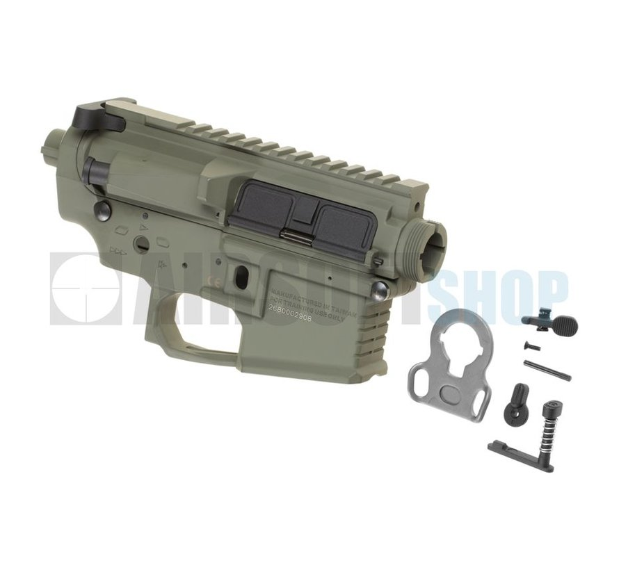 Trident Mk2 Complete Receiver Set (Foliage Green)