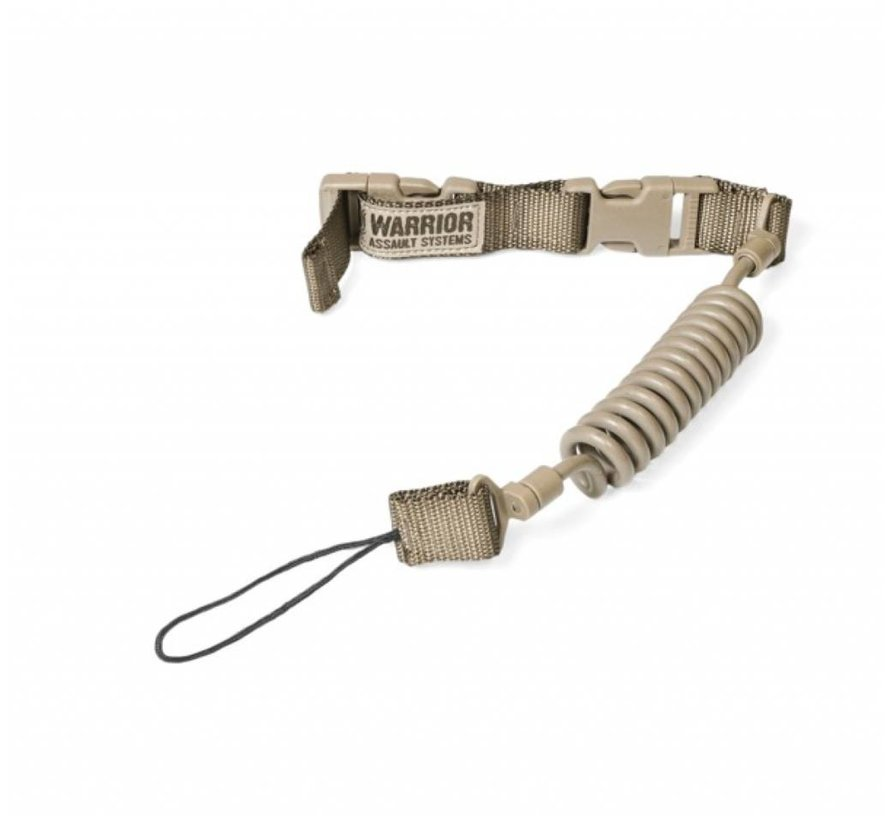 Tactical Pistol Lanyard (Coyote Tan)