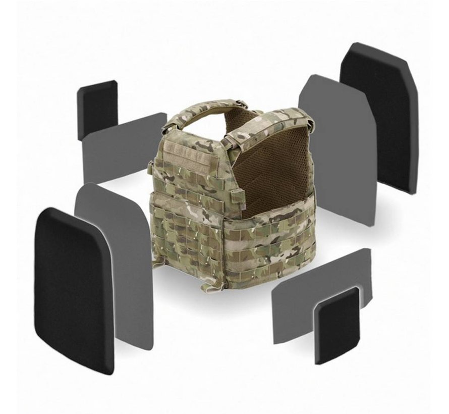 DCS Base Plate Carrier (Multicam)