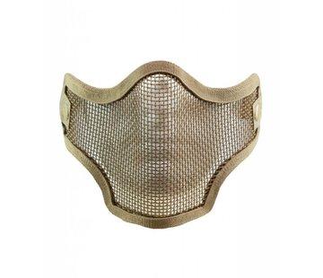 Valken 2G Wire Mesh Tactical Mask (Tan)