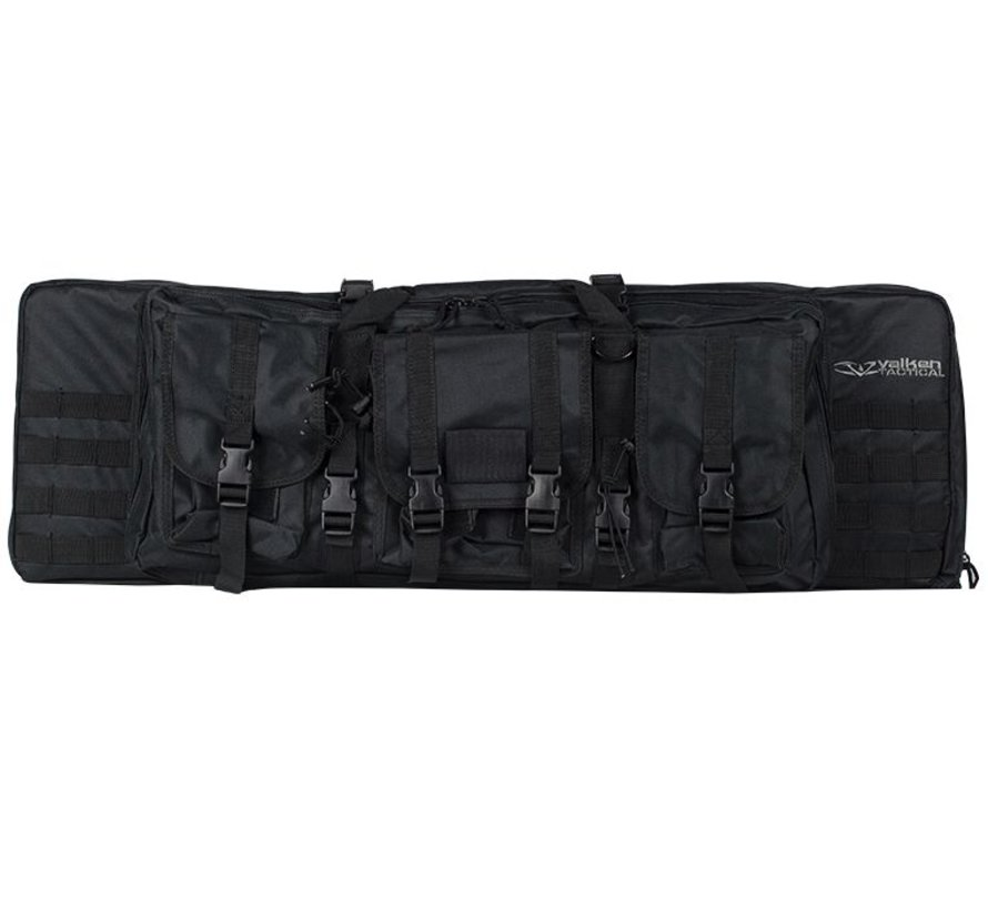 "36"" Double Rifle Bag (Black)"