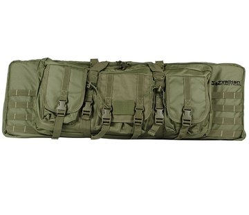 "Valken 42"" Double Rifle Bag (Green)"
