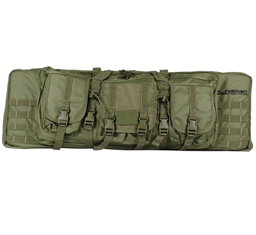 "42"" Double Rifle Bag (Green)"