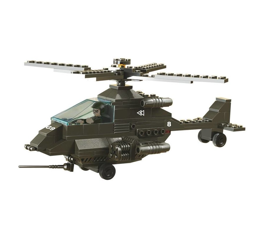 Attack Helicopter M38-B6200