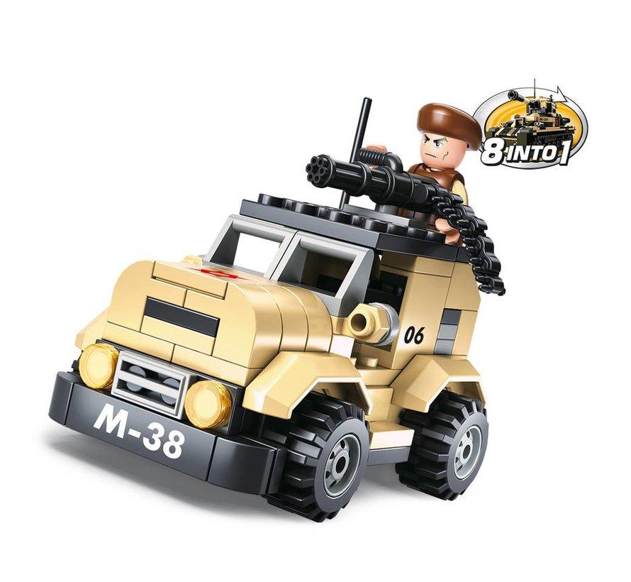 Patrol Car M38-B0587A