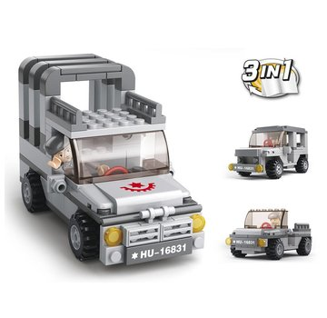 Sluban Jeep 3-in-1 M38-B0537A