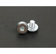 AIP Grip Screws Hi-Capa 4.3/5.1 (Silver)