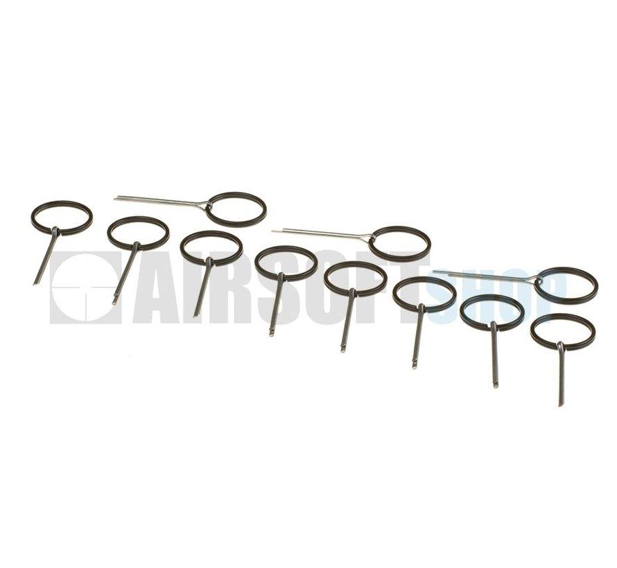 Shock Grenade Safety Pins (12)