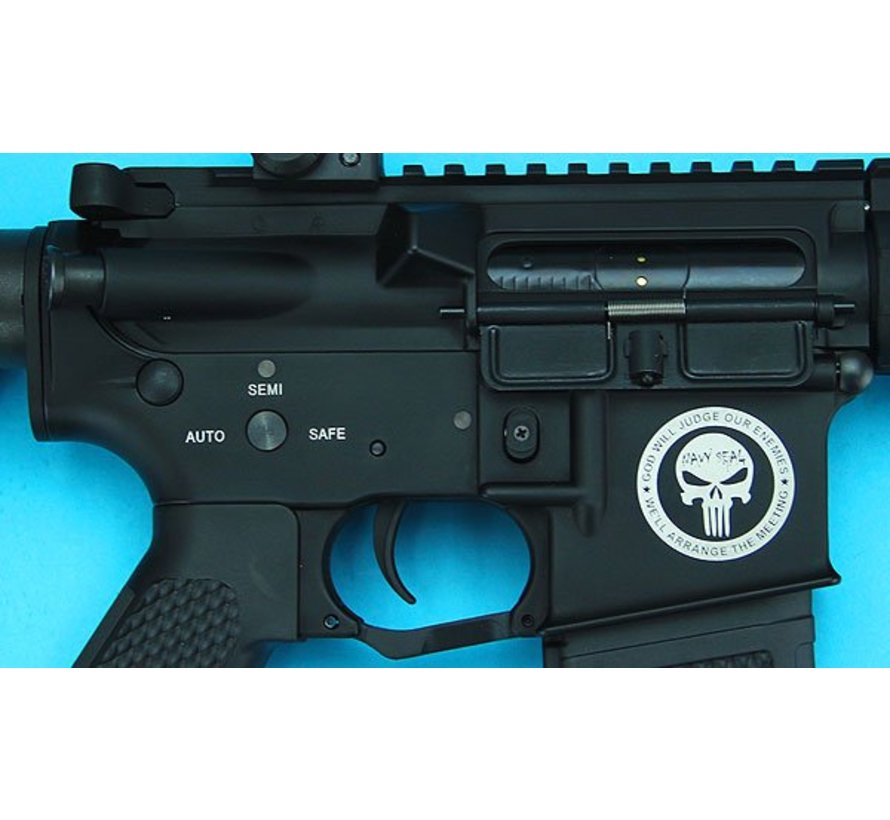Ball Rifle Long (Black)